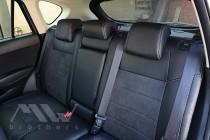 чехлы сидений Мазда СХ-5 с 2015 года (чехлы Mazda СХ-5 FL)