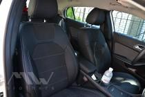 Автомобильные чехлы Мерседес GLA-класс 156 (чехлы Mercedes GLA-Klasse X156)