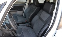 Автомобильные чехлы Сузуки SX4 1 (чехлы Suzuki SX4 I)