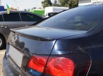 Спойлер на багажник Lexus GS350 (магазин ExpressTuning)