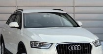 Ветровики Ауди Q3 (дефлекторы окон Audi Q3)
