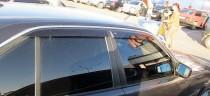 Ветровики BMW 5 E34 (дефлекторы окон БМВ 5 Е34)