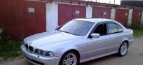 дефлекторы окон BMW 5 E39