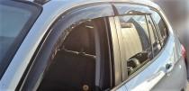 Ветровики БМВ Х1 Е84 (дефлекторы окон BMW X1 E84)
