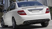 Купить аэродинамический спойлер на Mercedes W204 (седан)