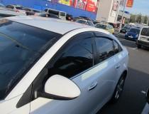 купить Ветровики Chevrolet Cruze 1 седан (дефлекторы окон Шеврол