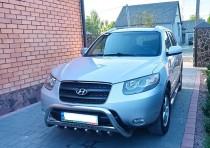 Кенгурятник Hyundai Santa Fe 2 оригинал