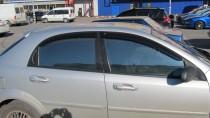 Ветровики Шевроле Лачетти хэтчбек (дефлекторы окон Chevrolet Lacetti hb)