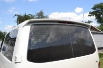 Аэродинамический козырек на Фольксваген Транспортер Т5 (пластико