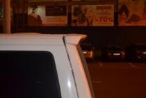 Спойлер для Volkswagen Transporter T4 распашенка (оригинальный з