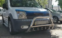 Кенгурятник Форд Коннект 1 (защита переднего бампера Ford Connect 1)