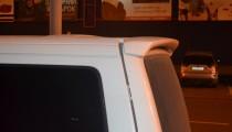 Спойлер Фольксваген Транспортер Т4 одна дверь (задний спойлер на VW Transporter T4 ляда)
