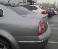 Купить спойлер на Volkswagen Passat B5 седан (лип спойлер Пассат