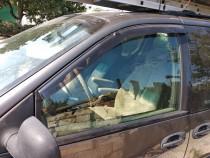 Ветровики Додж Караван 4 (дефлекторы окон Dodge Caravan 4)