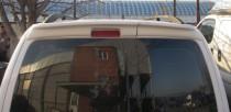 Спойлер Фольксваген Кадди две двери (задний спойлер Volkswagen Caddy распашенка)