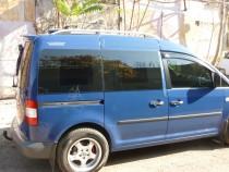 Козырек задней двери Volkswagen Caddy (спойлер аэродинамический