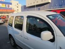 Ветровики Фиат Добло 2 (дефлекторы окон Fiat Doblo 2)