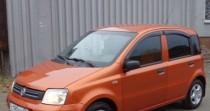 Ветровики Фиат Панда 2 (дефлекторы окон Fiat Panda 2)
