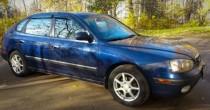 дефлекторы окон Hyundai Elantra XD hb