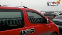Боковые дефлекторы Hyundai H1 фото