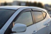 Ветровики Хендай ix35 (дефлекторы окон Hyundai ix35)