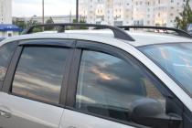 Ветровики Хендай Матрикс (дефлекторы окон Hyundai Matrix)