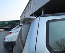 Спойлер на авто Субару Форестер 1 (спойлер задней двери Subaru F