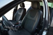 Автомобильные чехлы Фольксваген Гольф 7 (чехлы Volkswagen Golf VII Trendline)