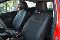 Чехлы в салон Форд Фиеста 6 (чехлы на Ford Fiesta 6)
