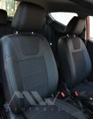 оригинальные Чехлы Форд Фиеста 6 (чехлы на Ford Fiesta 6)