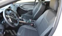 Чехлы на сидения Форд Фокус 3