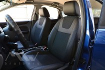 Чехлы в салон Форд Куга 1 (чехлы на Ford Kuga I)
