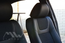 заказать чехлы Хонда Цивик 8 4Д (чехлы на Honda Civic 8 4D)