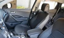 Чехлы в салон Hyundai Santa Fe 3 DM