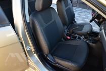 заказать чехлы Mitsubishi Lancer X