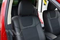 Чехлы в салон Митсубиси Аутлендер 3 (чехлы на Mitsubishi Outlander 3)