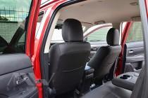 чехлы в слаон Mitsubishi Outlander 3