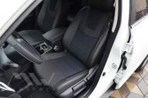 заказать Чехлы Ниссан Х-Трейл Т32 (Nissan X-Trail 3 T32)