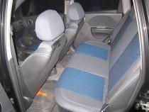 Чехлы на авто Шевроле Авео хэтчбек заказть (авточехлы на сиденья