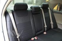 автоЧехлы Тойота Королла 10 (чехлы на Toyota Corolla X)