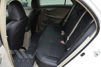 Чехлы сидений Тойота Королла 10 (чехлы на Toyota Corolla X)