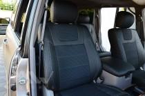 Чехлы в салон Тойота Ленд Крузер 100 (чехлы на Toyota Land Cruiser 100)