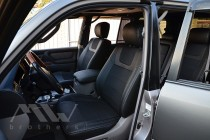 Чехлы в салон Toyota Land Cruiser 100