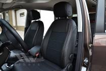 Чехлы в салон Фольксваген Туран (чехлы на Volkswagen Touran)