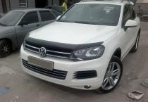 мухобойка Volkswagen Touareg 2