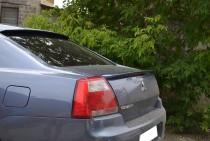 Фирменный спойлер крышки багажника Митсубиси Галант 9 (тюнинг ма