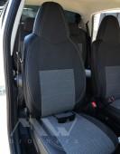 Чехлы Ситроен С1 1 (авточехлы на сиденья Citroen C1 1)