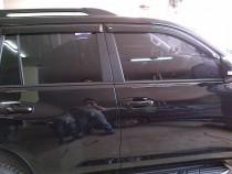 Ветровики Лексус GX 460 (дефлекторы окон Lexus GX 460)