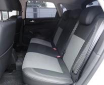 Чехлы для Ситроен С4 Нью купить (авточехлы на сиденья Citroen C4
