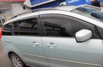 Ветровики Мазда 5 CR (дефлекторы окон Mazda 5 CR)